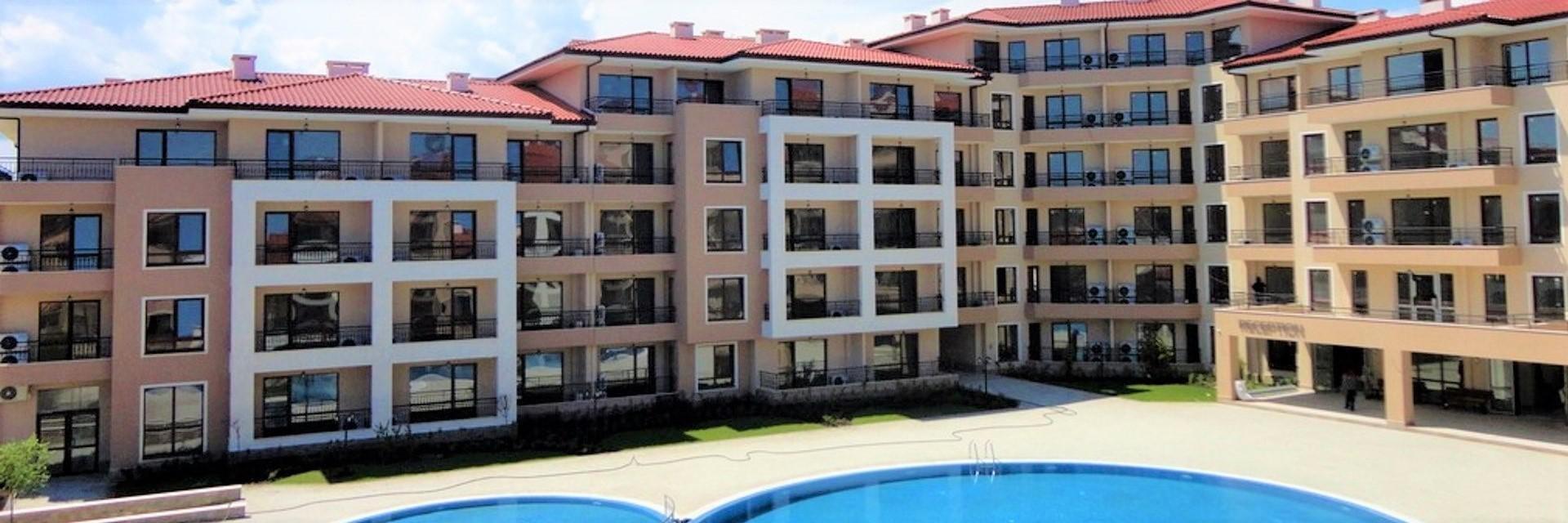 Апартаменти на изплащане за 4 години в Свети Влас