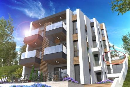 Апартамент с панорамна тераса в Созопол