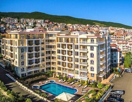 Апартаменти за продажба в луксозна сграда със СПА център в Св. Влас