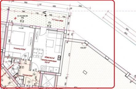 Нов тристаен апартамент с веранда във Велинград
