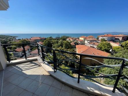 Продажба на апартамент в Балчик с морска гледка