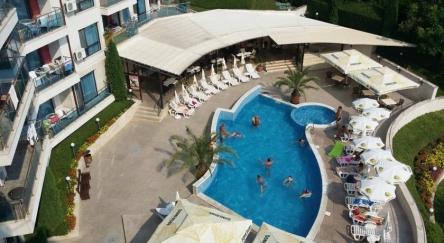 Обзведен апартамент до плаж в Каварна