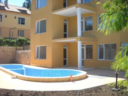 Продажба на апартамент с две спални в Кранево