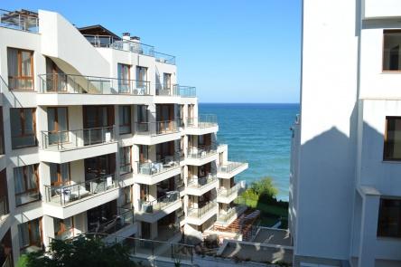 Двустаен апартамент до плаж в Бяла