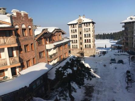 Апартамент с 3 спални в Пирин Голф Клуб до Банско