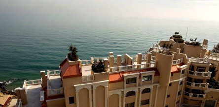 Луксозни апартаменти пред плаж до Варна