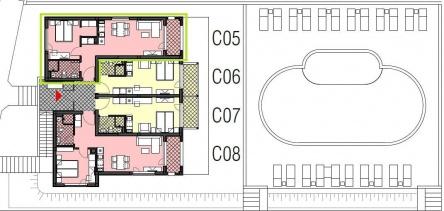 Двустаен апартамент до Албена