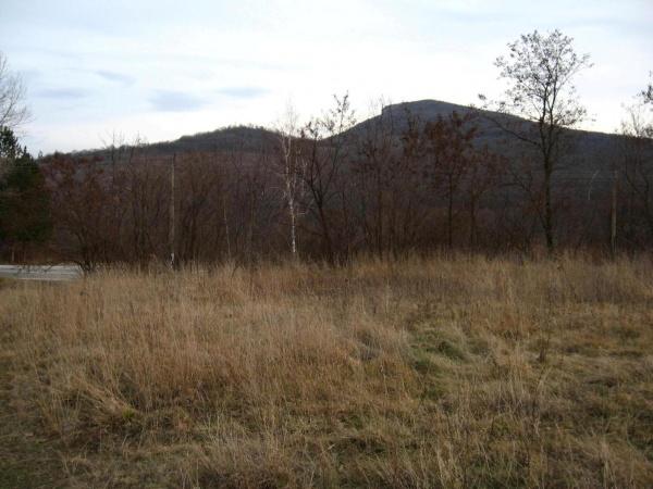 Земя с лице на главен път Е85 - 100 м