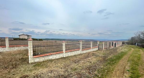 Парцел за вилно селище с ПУП до Варна