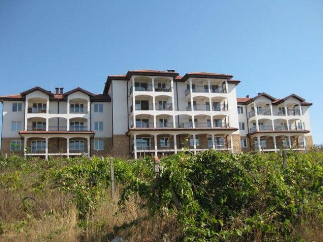 Ваканционен апартамент с морска панорама в Бяла - Варна
