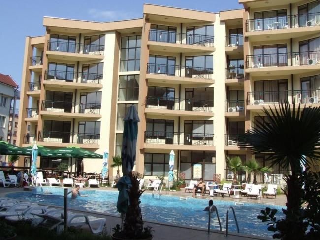 Апартаменти в Слънчев Бряг