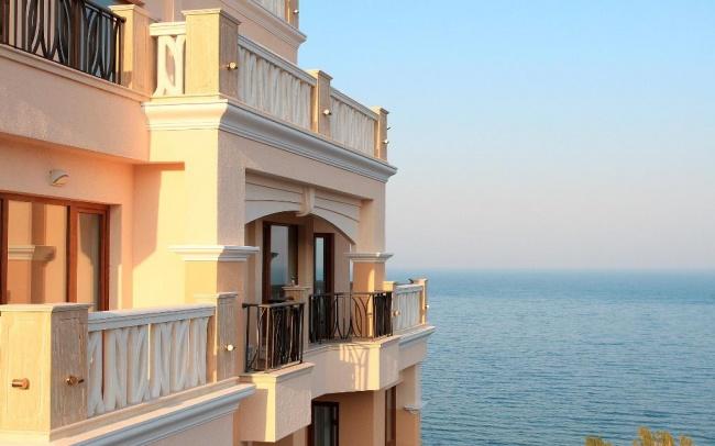 Луксозни апартаменти до плаж Кабакум - Варна