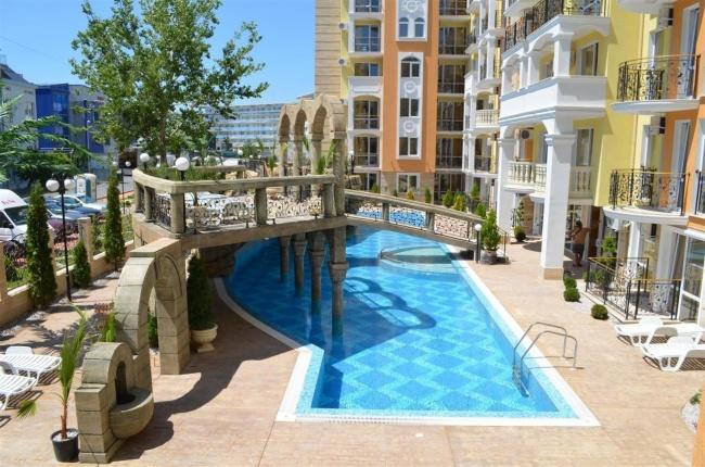 Модерни апартаменти за продажба в Слънчев Бряг