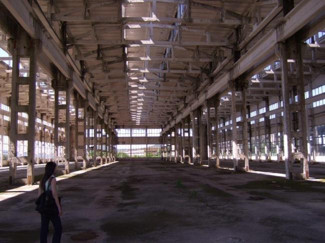 Индустриално помещение до Карлово