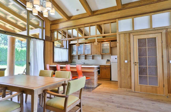 Къща в Пирин Голф клуб с 3 спални