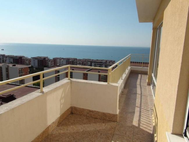 Апартамент с морска панорама Св. Влас - Елените