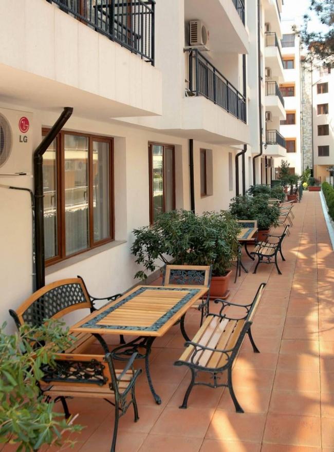 Апартамент за целогодишно ползване в Слънчев Бряг
