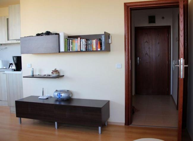 Апартамент с две спални и морска гледка в Бяла