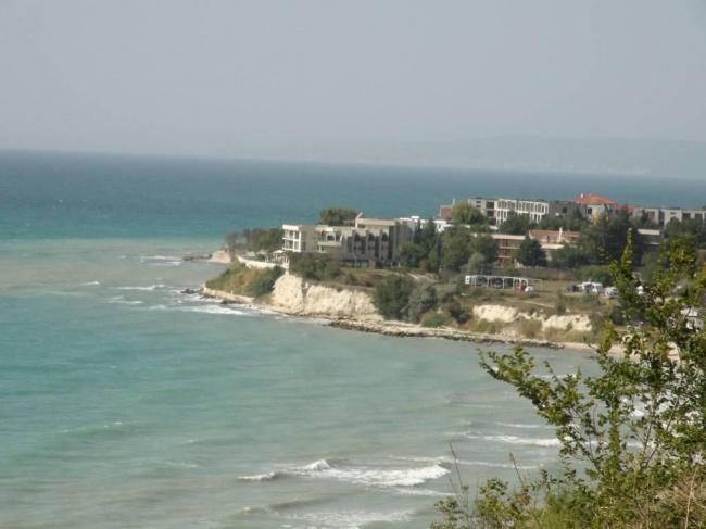 Пентхаус на абсолютна първа морска линия до Балчик