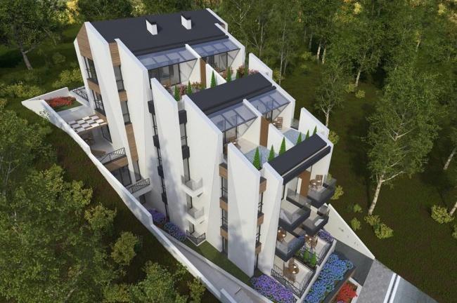 Апартаменти в Созопол с морска гледка