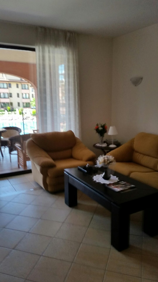 Тристаен апартамент в к-с Калиакриа до Балчик