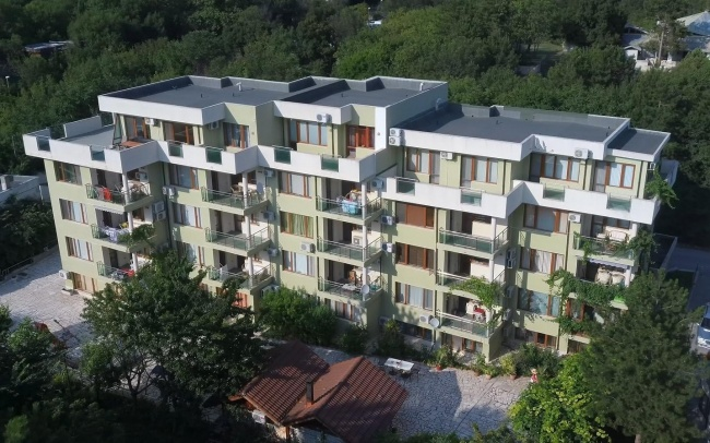 Апартамент на море близо до голф игрище Тракийски скали