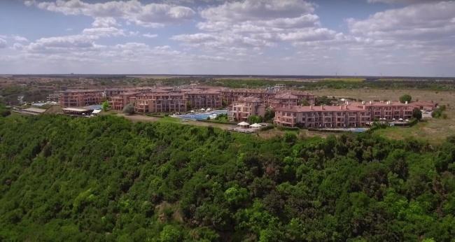 Топ апартамент с две спални в комплекс Калиакриа