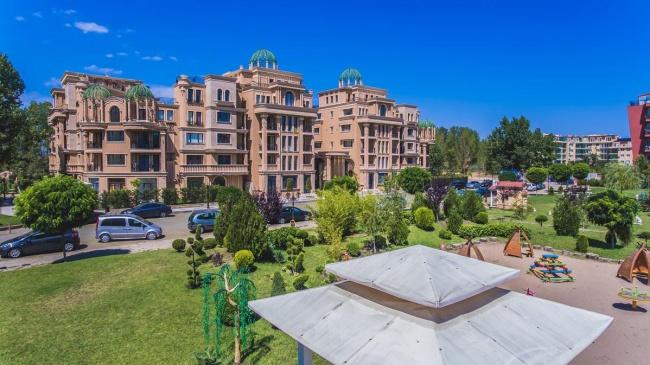 Апартаменти лукс в Слънчев Бряг