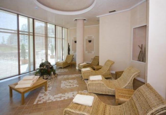 Сънсет Ризорт - апартаменти на плажа в Поморие