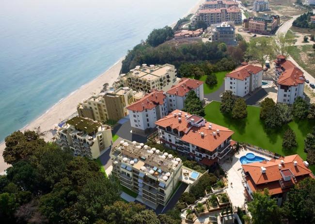Супер лукс апартаменти на плажа