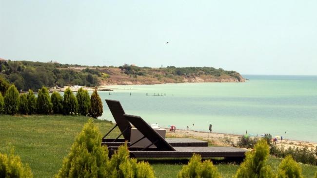Къща на първа линия море до Бургас