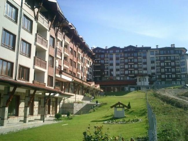 Вторична продажба на апартаменти в Банско