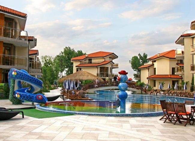 Лагуна Бийч & СПА апартаменти на плажа до Созопол