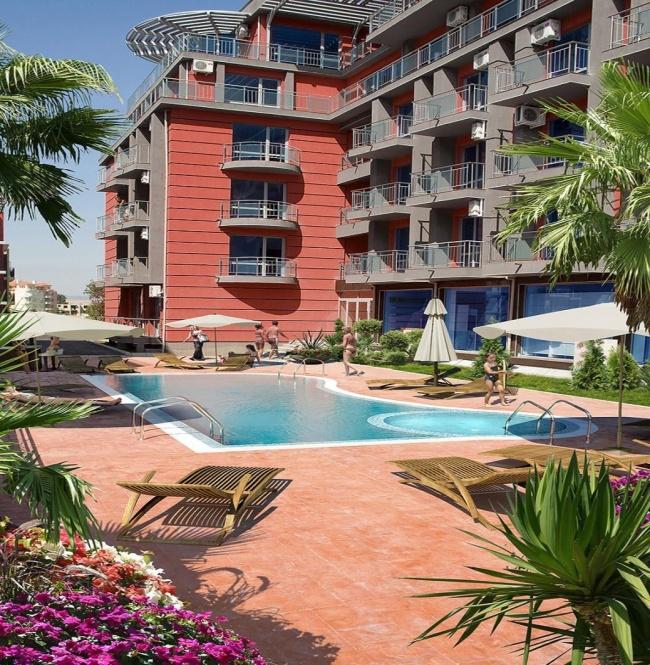 Апартамент за продажба до Cacao Beach в Слънчев Бряг