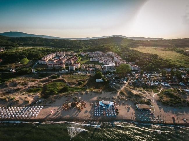 Green Life Beach Resort - луксозни апартаменти за продажба до Созопол