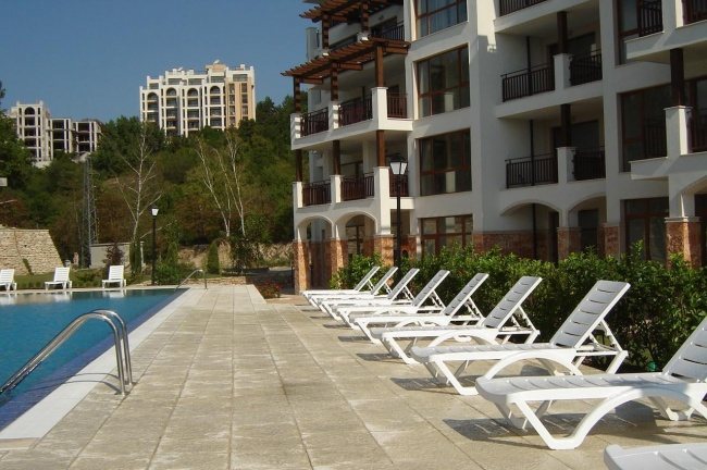 Нови апартаменти до Ботаническата градина в Балчик
