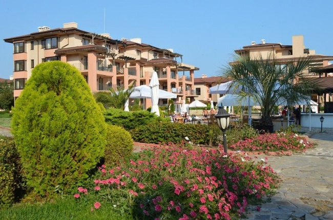 Калиакриа - уникални апартаменти с прекрасна гледка