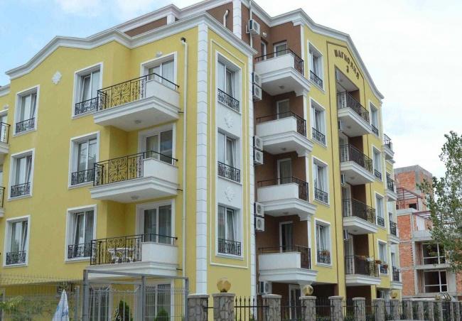 Нови апартаменти в Слънчев Бряг