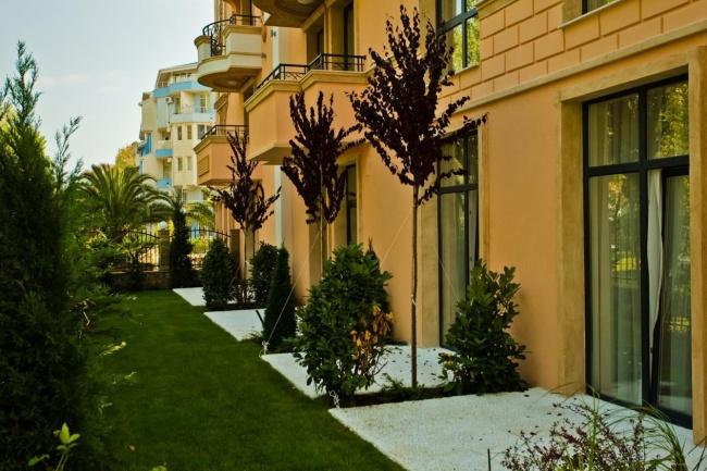 Апартамент с две спални в Слънчев бряг