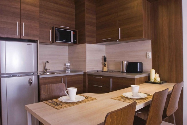 Луксозни апартаменти в Банско