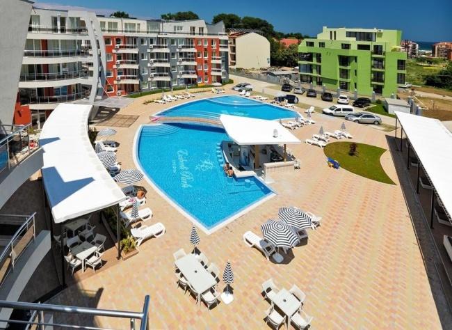 Апартамент с две спални в Лозенец близо до плажа