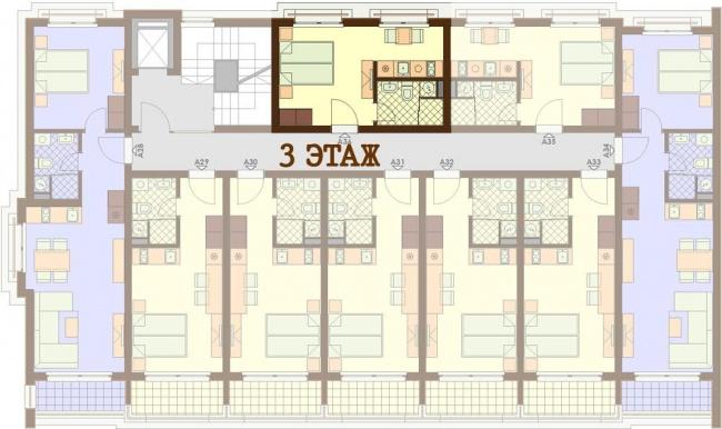 Студио и апартамент в Слънчев Бряг