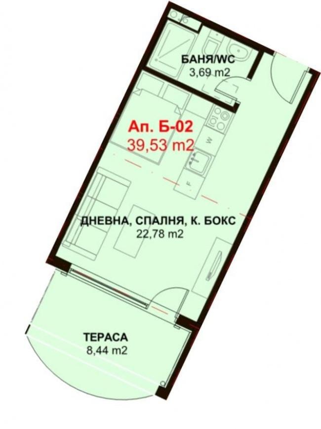 Апартаменти за продажба в Несебър