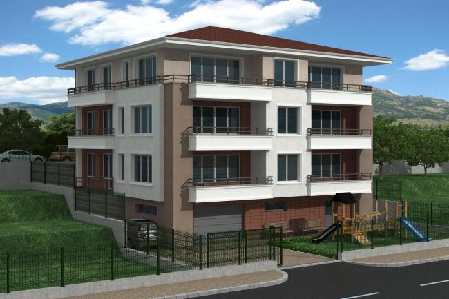 Модерни апартаменти в Сливен с отопление на газ