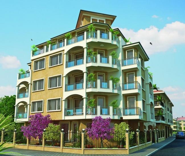 Тристаен апартамент в Равда близо до плаж