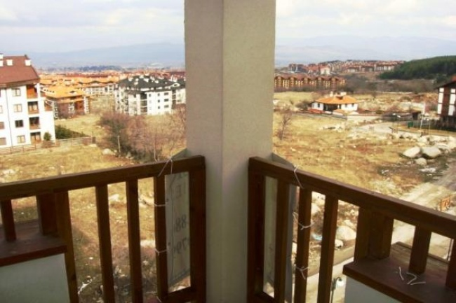 Мезонет с три спални в Банско