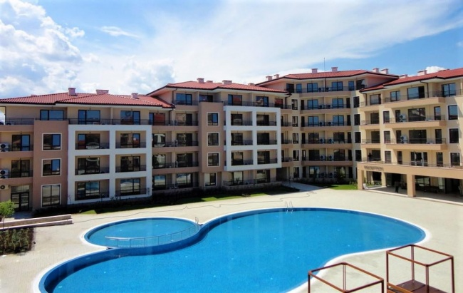 Апартаменти на изплащане в Св. Влас за 4 години
