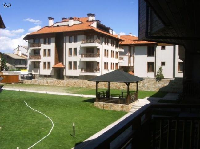 Нови апартаменти на ниски цени в Банско