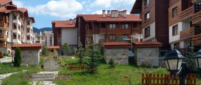 Обзаведени апартаменти в Банско