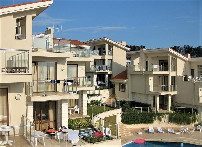 Къща в Бяла до плажа
